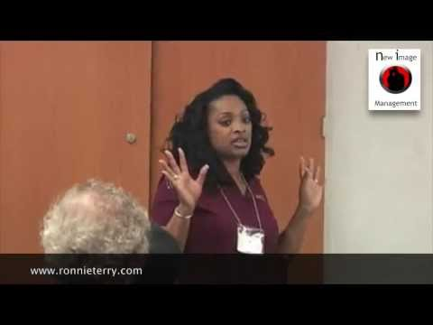 Ronnie Terry Discusses Living With Fibromyalgia
