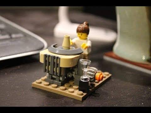 LEGO and Ceramics Mix with this Special My Own Creation 2/2014
