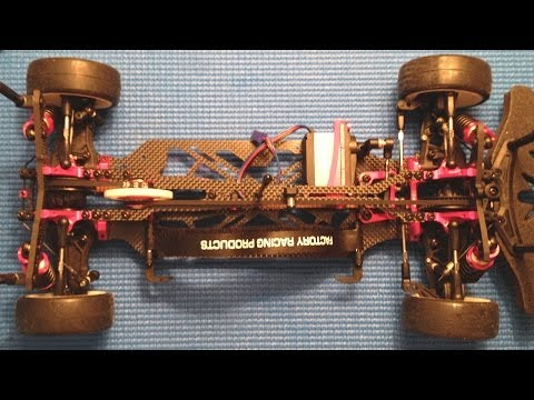 Assembling the 3Racing Sakura Ultimate – Part 7 – Building the Steering Assembly