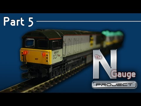 The N Gauge Project – Part 5