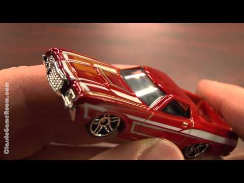 CGR Garage – 1972 RANCHERO Hot Wheels review & Metro Last Light