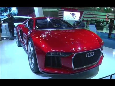 QATAR MOTOR SHOW (High hopes for sales at Qatar Motor Show)