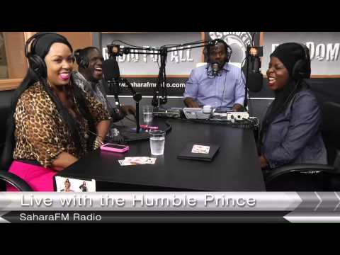 Live With The Humble Prince-Plus Size Women, Love & Relationships-Feb. 19th 2014