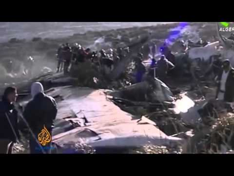 ALGERIA Plane Crash   Al Jazeera English.mp4