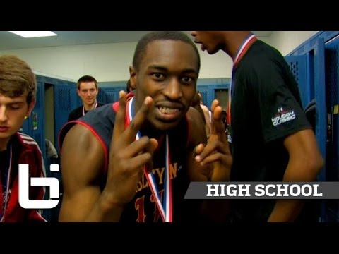 Theo Pinson is a Smooth Operator: More Than Dunks High School Mixtape (UNC Commit)