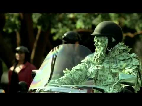 Made of Money – GEICO Motorcycle TV Commercial