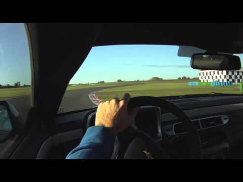 Chevrolet Camaro SS Magny Cours Lap Time (Motorsport)