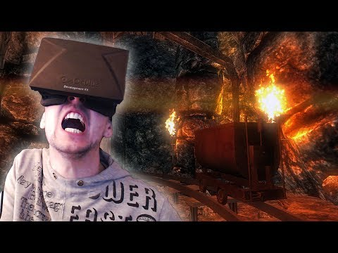 Lorry Rider with the Oculus Rift | INDIANA JONESING