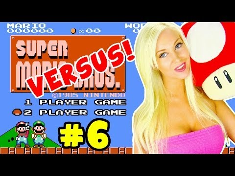 Let's Play: Super Mario Bros. VERSUS #6 – WES BEAT A WORLD!