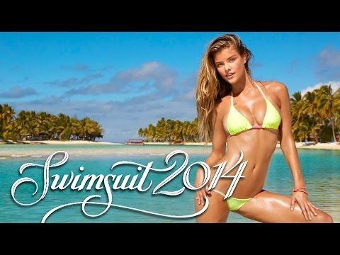 Nina Agdal & More On Location: Cook Islands TEASER – Sports Illustrated Swimsuit 2014