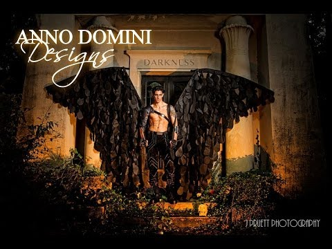 Wings! Anno Domini Recycled Design (Fashion Week) CLTFW13