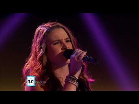 """Audra McLaughlin """"Angel From Montgomery""""   THE VOICE AUDITIONS   LIVE 3-4-14"""