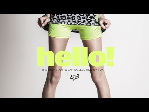 Fox Girls Presents | Hello! The Body Wear Collection