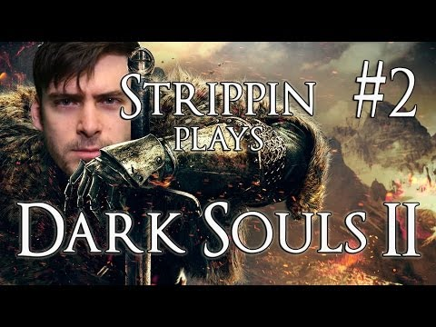 Dark Souls II – #2 – Pursuer of the Cursed.