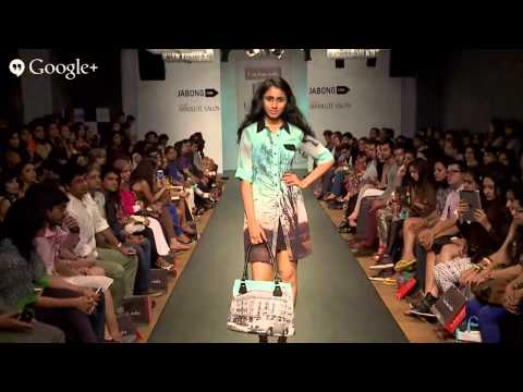 Love from India   Jabong Stage   Lakmé Fashion Week Summer/Resort 2014