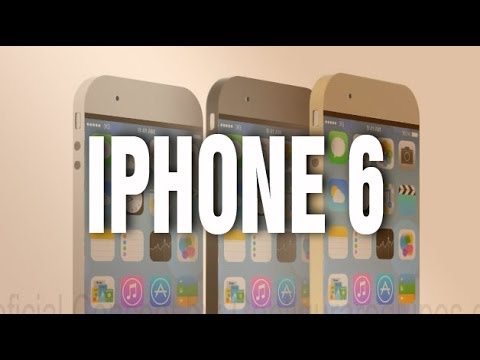 iPhone 6, This is the new Apple iPhone (concept)