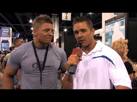 Great Steve Cook IFBB Pro Fitness Model Diet