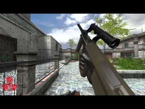 [CS:S] Sarvs' AUG A1 on GamersLive's Animations