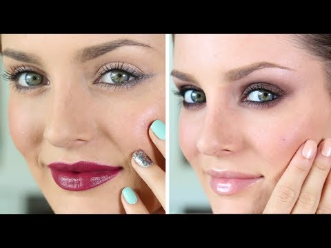 Bold Eyes & Bold Lips: 2 Off-The-Runway Looks!