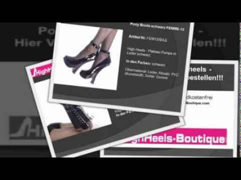 Shopping Ballet Boots – HD