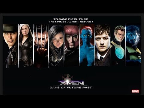X-Men Days of Future Past : Mira un adelanto de esta película