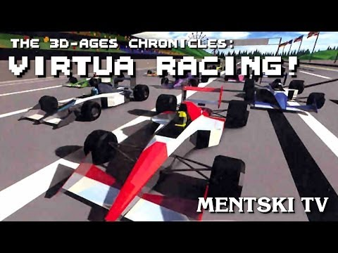 The 3D-AGES Chronicles – Virtua Racing: Flat Out