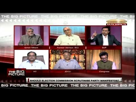 The Big Picture – Should Election Commission scrutinise Party Manifestos?