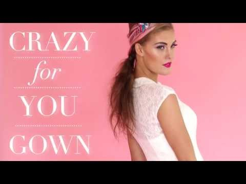 """Crazy for you"" Dress By Kitty & Dulcie Featuring ""Irregular Choice"""