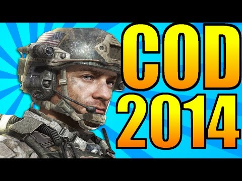 Call of Duty: 2014 CHARACTER MODEL REVEAL & DEV CYCLE!