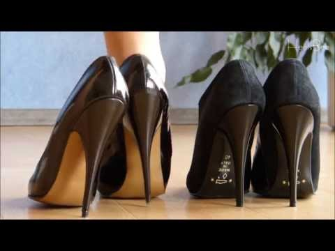 5 inch Stiletto Heels – Pumps or Ankle Boots?
