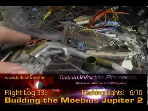 J2 FlightLog 33: Part 6 Flashing Lights!