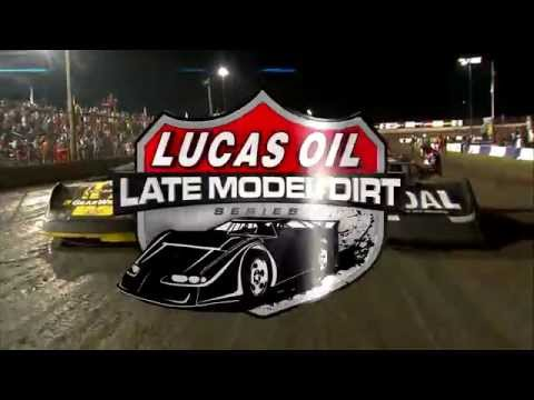 Lucas Oil Late Model Dirt Series Racing at Hagerstown Speedway on April 25th