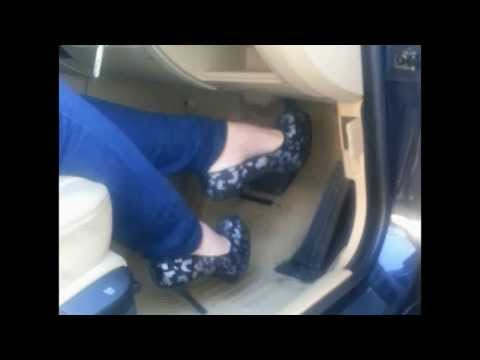 Size 3 in the BMW – Pedalpumping and Dangling