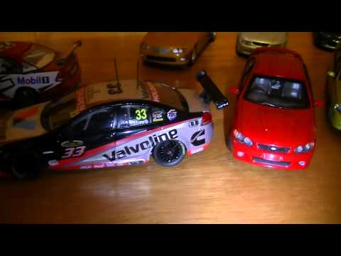 diecast australian Holden & ford collection 1:64 matchbox hotwheels bianate