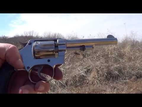 S&W Model Of 1903 32 Hand Ejector Revolver