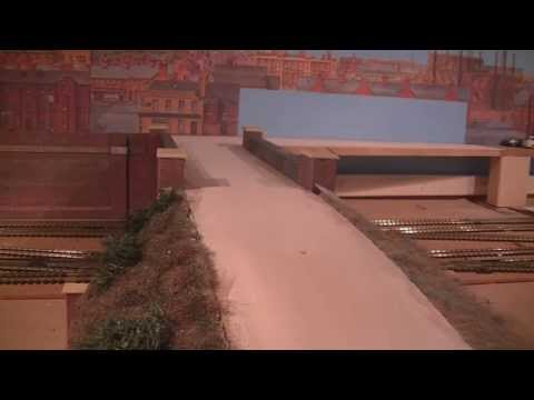 How to build a model road